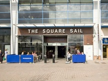 The Square Sail Wetherspoons pub in Lincoln