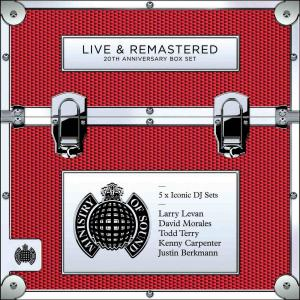 Ministry of sound to release classic 1991 house music sets for 1991 house music
