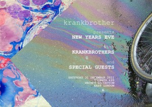 Krankbrother NYE event 2011