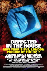 Proud 2 Defected in the House NYE 2011