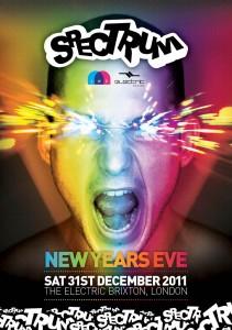 LWE: Spectrum NYE 2011